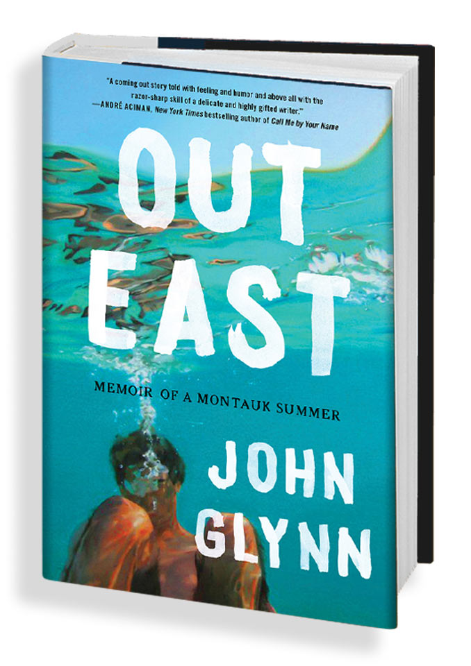 Out East by John Glynn author website